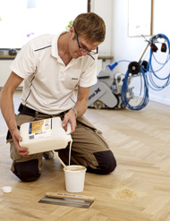 In Watford Floor Sanding We Use Products of The Highest Quality